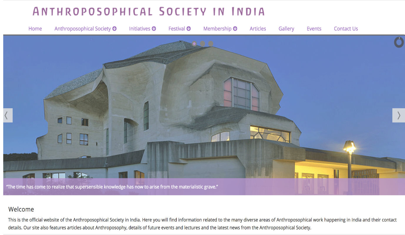Anthroposophical Society of India