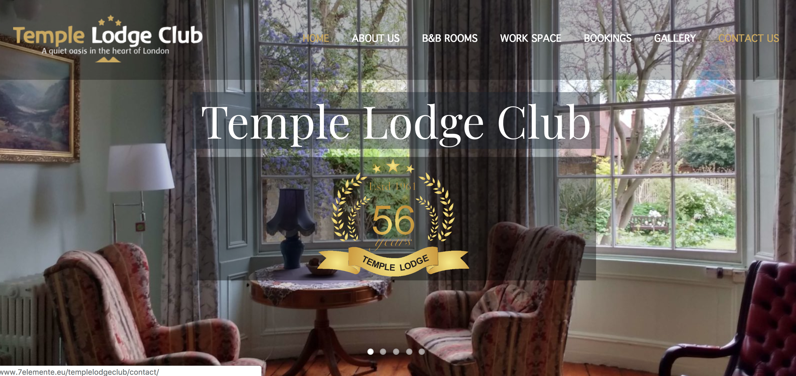 Temple Lodge Club - London
